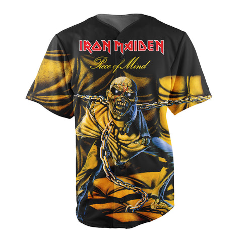Iron Maiden 3D Allover Printed 9