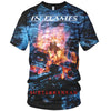 Image of In Flames 3D Allover Printed 9