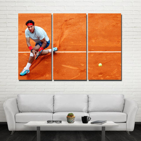 3Pcs Nadal Canvas 3