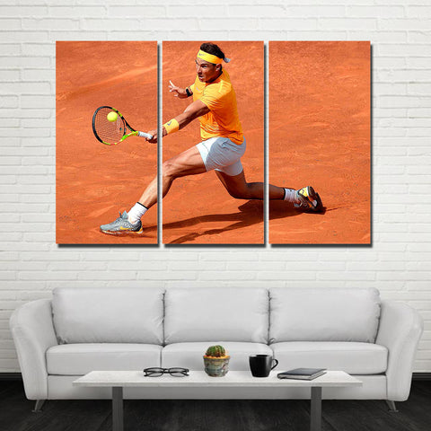 3Pcs Nadal Canvas 4