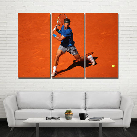 3Pcs Nadal Canvas 5