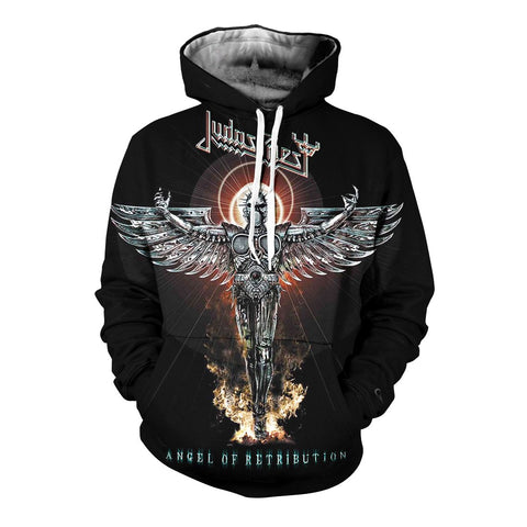 Judas Priest 3D Allover Printed 13