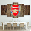 Image of 5Pcs Arsenal Canvas 2