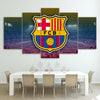 Image of 5Pcs Barca Canvas 1