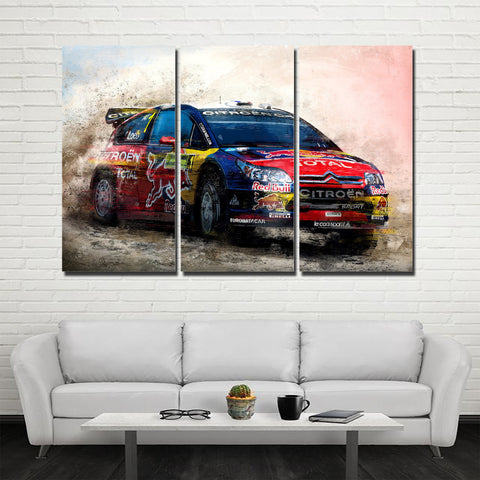 3Pcs Loeb Canvas 1