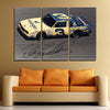 Image of 3Pcs Dale Earnhardt Sr. Canvas 1