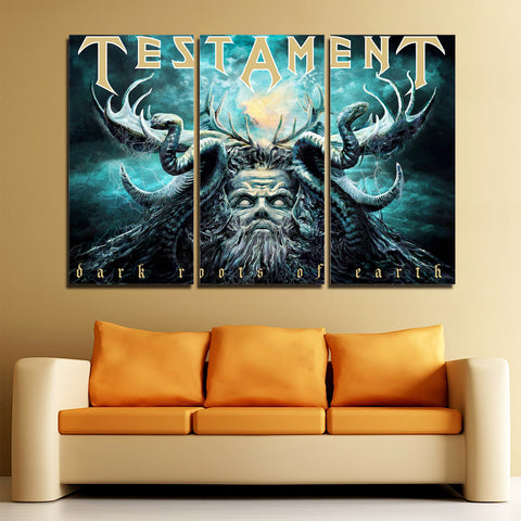 3Pcs Testament Canvas 1
