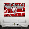Image of 3Pcs Van Halen Canvas 1