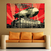 Image of 3Pcs Led Zeppelin Canvas 2