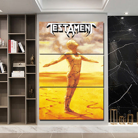 3Pcs Testament Canvas 2