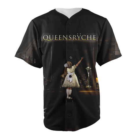 Queensryche 3D Allover Printed 3