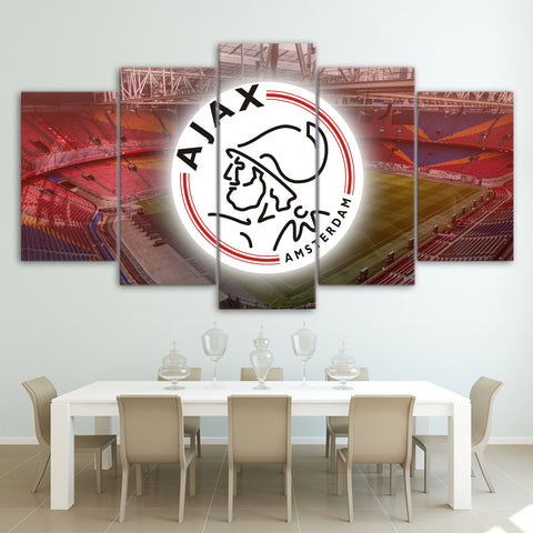 5Pcs Ajax Canvas 1