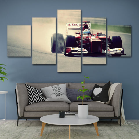 5Pcs Alonso Canvas 1