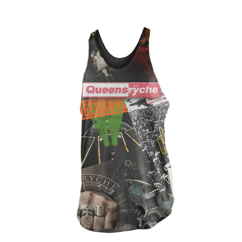 Queensryche 3D Allover Printed 7