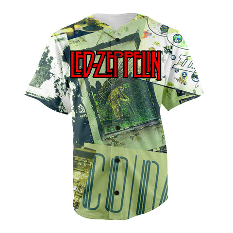 Led Zeppelin 3D Allover Printed 1