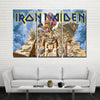 Image of 3Pcs Iron Maiden Canvas 3B