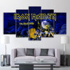 Image of 5Pcs Iron Maiden Canvas 4A