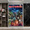 Image of 3Pcs Iron Maiden Canvas 5