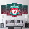 Image of 5Pcs Liverpool Canvas 1