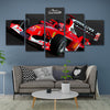 Image of 5Pcs Schumacher Canvas 1
