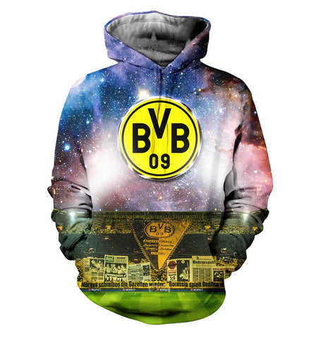 BVB 3D Allover Printed 1