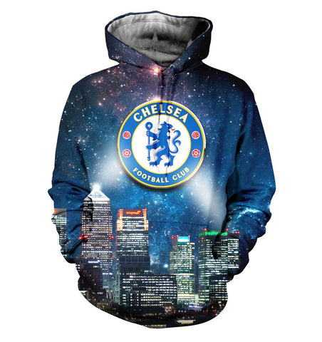 Chelsea 3D Allover Printed 1