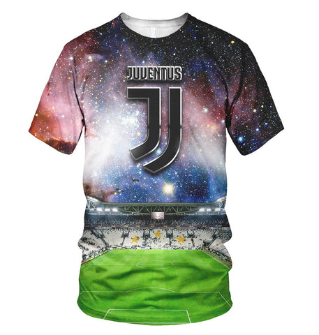 Juventus 3D Allover Printed 1