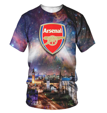 Arsenal 3D Allover Printed 1