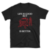 Image of Death T-Shirt Black