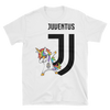 Image of Juventus Dabbing Unicorn T-Shirt
