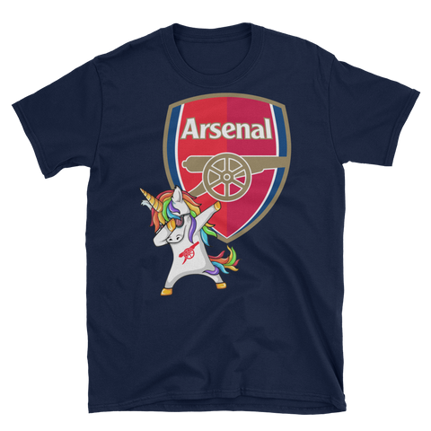 Arsenal Dabbing Unicorn T-Shirt