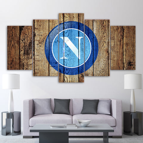 5Pcs Napoli Canvas 2