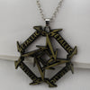 Image of Metallica Necklace
