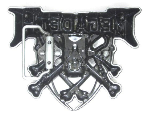 Megadeth Belt Buckle