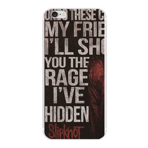 Slipknot Case For iphones