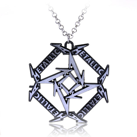 Metallica Necklace