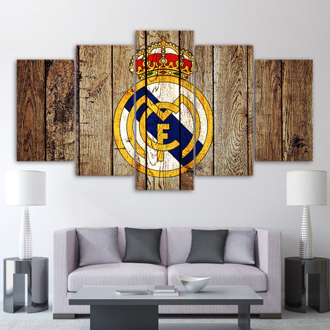 5Pcs Real Canvas 2