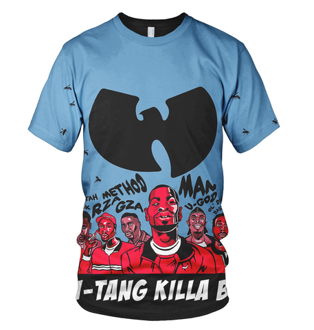 Wu Tang Clan 3D Allover Printed 1