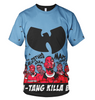 Image of Wu Tang Clan 3D Allover Printed 1
