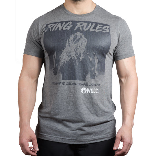 WOD CONQUEROR - Ring Rules