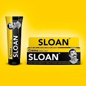 Crema Calor Sloan 75 Ml