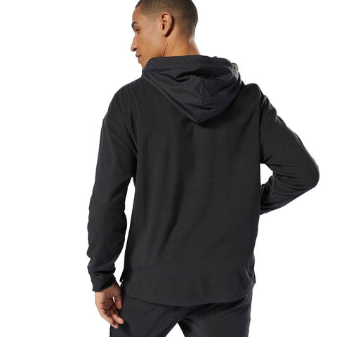 REEBOK - Sudadera Training Essentials Microfleece