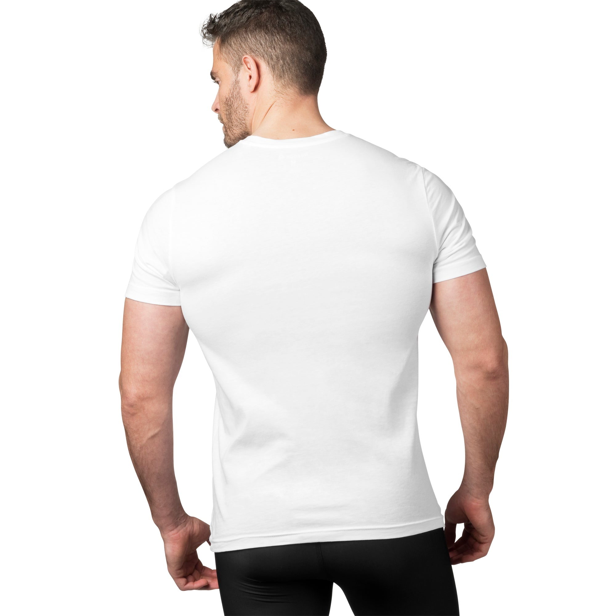 REEBOK - QCR Weightlifting T-shirt White