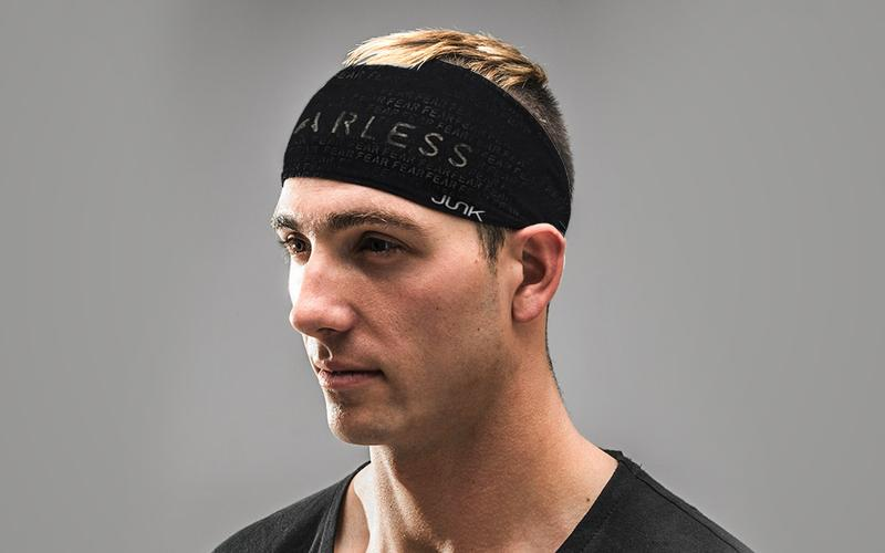 JUNK BRANDS - Fearless Headband