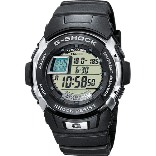 Casio G 7700 Reloj Shock 1er Black 4jAR35Lq