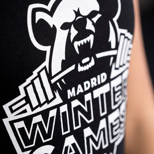 WINTER GAMES MADRID- Camiseta WGM