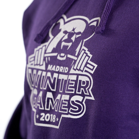 WINTER GAMES MADRID - Sudadera Unisex WGM