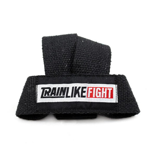 TRAIN LIKE FIGHT- Loop Weightlifting Straps Cotton&Neoprene