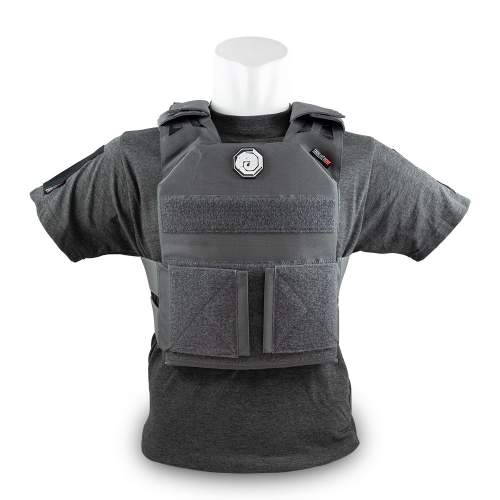 TRAIN LIKE FIGHT - Metcon Entry Vest Wolfgrey