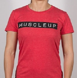 WOD CONQUEROR - Muscle Up T-shirt